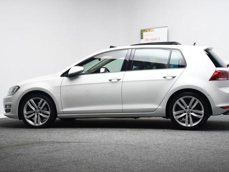 Volkswagen Golf GT EDITION TDI BLUEMOTION TECHNOLOGY DSG 7