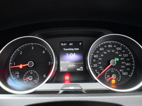 Volkswagen Golf GT EDITION TDI BLUEMOTION TECHNOLOGY DSG 13