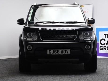 Land Rover Discovery SDV6 LANDMARK 4