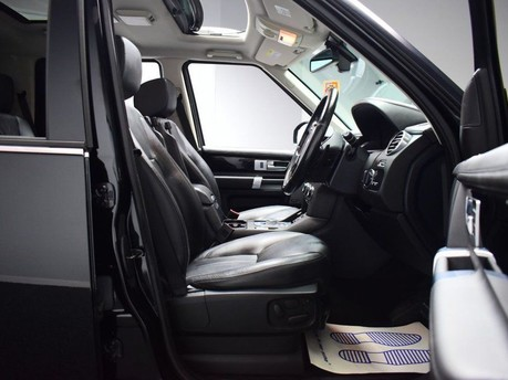 Land Rover Discovery SDV6 LANDMARK 8