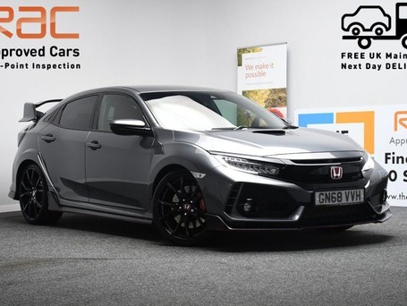 Honda Civic VTEC TYPE R GT