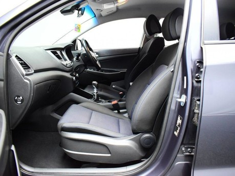 Hyundai Tucson GDI SE NAV BLUE DRIVE 10