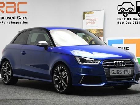 Audi A1 S1 QUATTRO