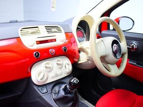 Fiat 500 LOUNGE 11