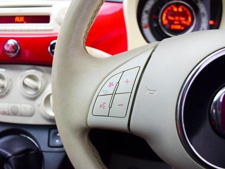 Fiat 500 LOUNGE 15
