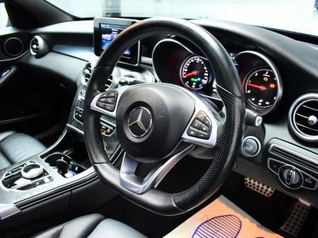 Mercedes-Benz C Class C 220 D AMG LINE PREMIUM 2