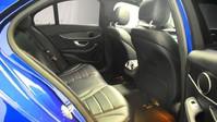 Mercedes-Benz C Class C 220 D AMG LINE PREMIUM 8