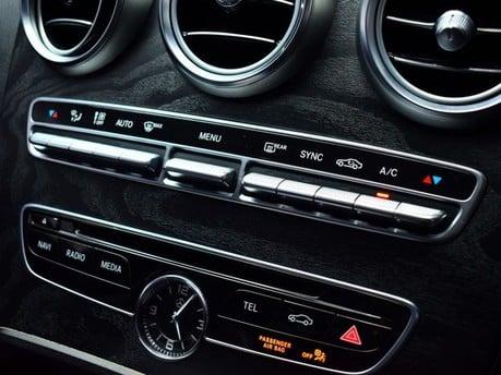 Mercedes-Benz C Class C 220 D AMG LINE PREMIUM 15