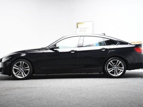 BMW 4 Series 2.0 420D SPORT GRAN COUPE 4d 188 BHP HEATED LEATHER SEATS 12