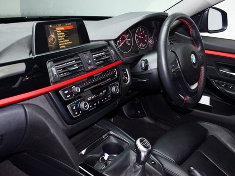 BMW 4 Series 2.0 420D SPORT GRAN COUPE 4d 188 BHP HEATED LEATHER SEATS 15