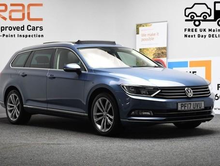 Volkswagen Passat GT TDI BLUEMOTION TECHNOLOGY