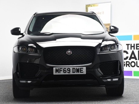 Jaguar F-Pace CHEQUERED FLAG AWD 4
