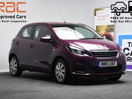 Peugeot 108 ACTIVE 1
