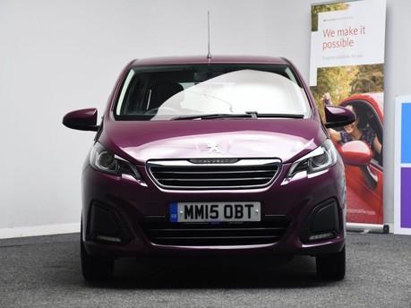 Peugeot 108 ACTIVE 3