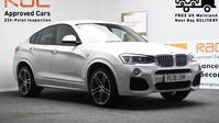 BMW X4 XDRIVE35D M SPORT 1