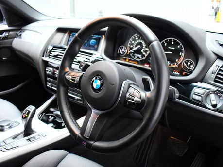 BMW X4 XDRIVE35D M SPORT 2