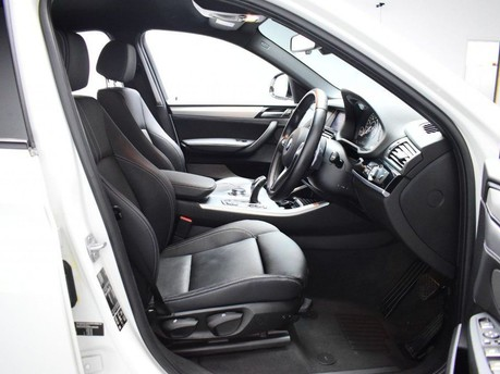BMW X4 XDRIVE35D M SPORT 9