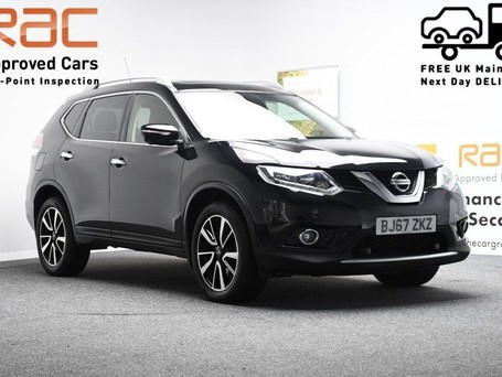 Nissan X-Trail N-VISION DCI XTRONIC 4WD