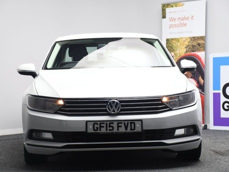 Volkswagen Passat S TDI BLUEMOTION TECHNOLOGY DSG 4