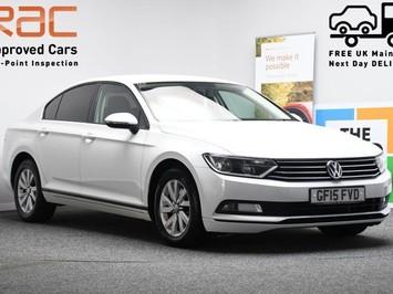 Volkswagen Passat S TDI BLUEMOTION TECHNOLOGY DSG