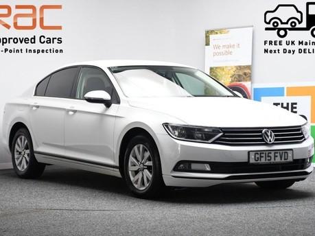 Volkswagen Passat S TDI BLUEMOTION TECHNOLOGY DSG 1