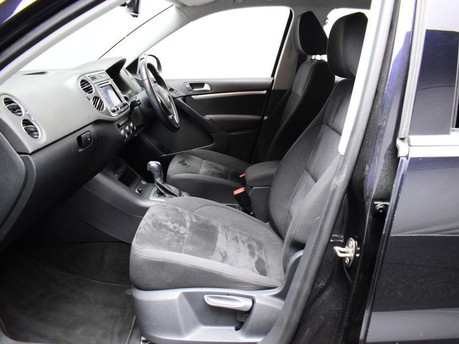 Volkswagen Tiguan MATCH EDITION TDI BMT 4MOTION DSG 10