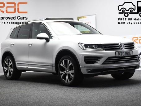 Volkswagen Touareg V6 R-LINE TDI BLUEMOTION TECHNOLOGY