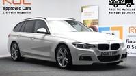 BMW 3 Series 320D M SPORT TOURING 1