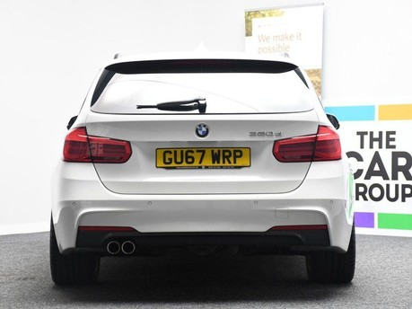 BMW 3 Series 320D M SPORT TOURING 5