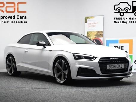 Audi A5 TFSI S LINE BLACK EDITION