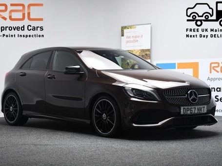 Mercedes-Benz A Class A 200 D AMG LINE PREMIUM