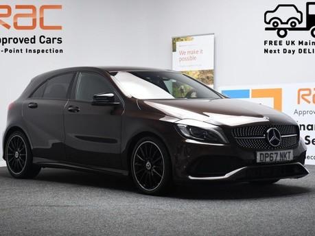 Mercedes-Benz A Class A 200 D AMG LINE PREMIUM 1