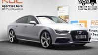 Audi A7 3.0 SPORTBACK TDI QUATTRO BLACK EDITION 5d 268 BHP 1