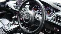 Audi A7 3.0 SPORTBACK TDI QUATTRO BLACK EDITION 5d 268 BHP 2