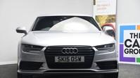 Audi A7 3.0 SPORTBACK TDI QUATTRO BLACK EDITION 5d 268 BHP 4