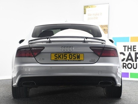 Audi A7 3.0 SPORTBACK TDI QUATTRO BLACK EDITION 5d 268 BHP 5