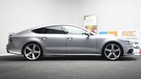 Audi A7 3.0 SPORTBACK TDI QUATTRO BLACK EDITION 5d 268 BHP 6