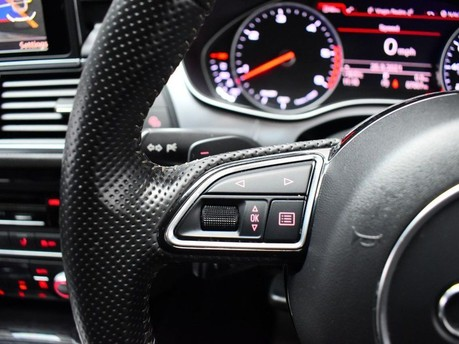 Audi A7 3.0 SPORTBACK TDI QUATTRO BLACK EDITION 5d 268 BHP 17