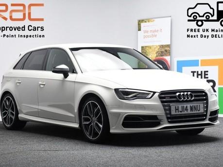 Audi A3 S3 SPORTBACK QUATTRO 1