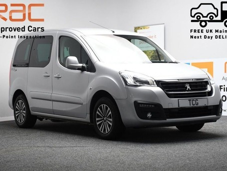 Peugeot Partner 1.6 HORIZON RE 5d 100 BHP