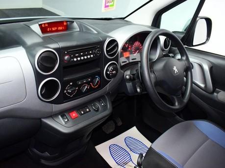 Peugeot Partner 1.6 HORIZON RE 5d 100 BHP 14