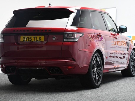 Land Rover Range Rover Sport AUTOBIOGRAPHY DYNAMIC 7