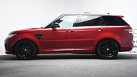 Land Rover Range Rover Sport AUTOBIOGRAPHY DYNAMIC 8
