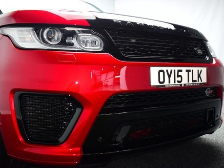 Land Rover Range Rover Sport AUTOBIOGRAPHY DYNAMIC 9