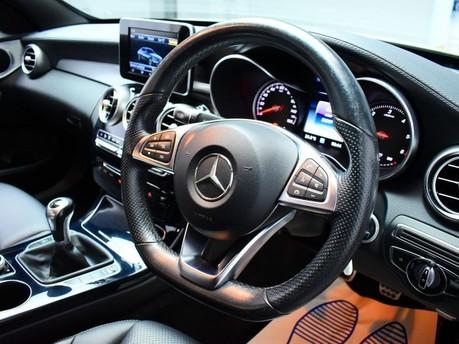 Mercedes-Benz C Class C220 BLUETEC AMG LINE 2