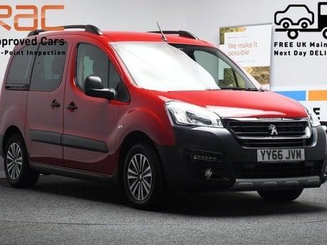 Peugeot Partner BLUE HDI S/S TEPEE OUTDOOR 1