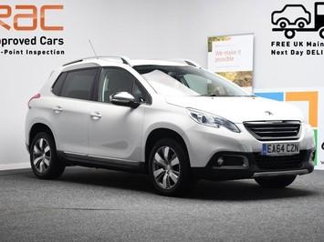 Peugeot 2008 E-HDI ALLURE
