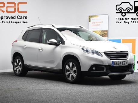Peugeot 2008 E-HDI ALLURE 1