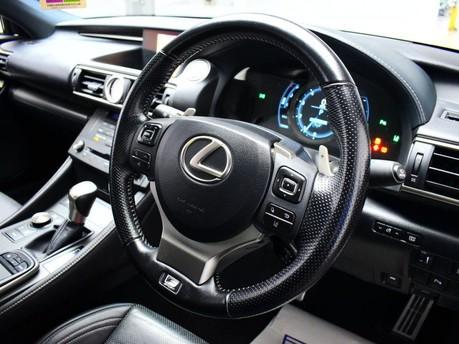 Lexus RC 200T F SPORT 2
