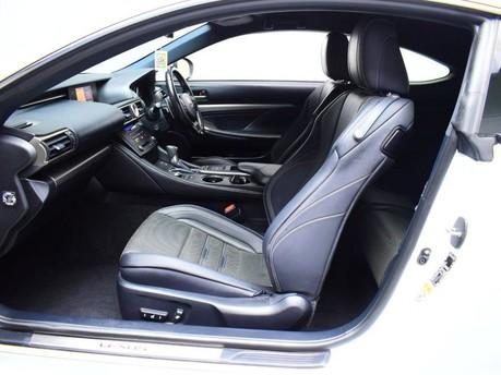 Lexus RC 200T F SPORT 10